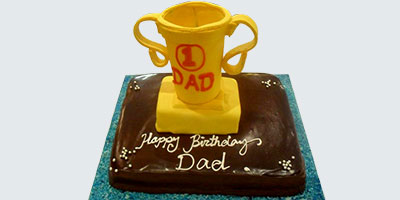3D Cake Boys